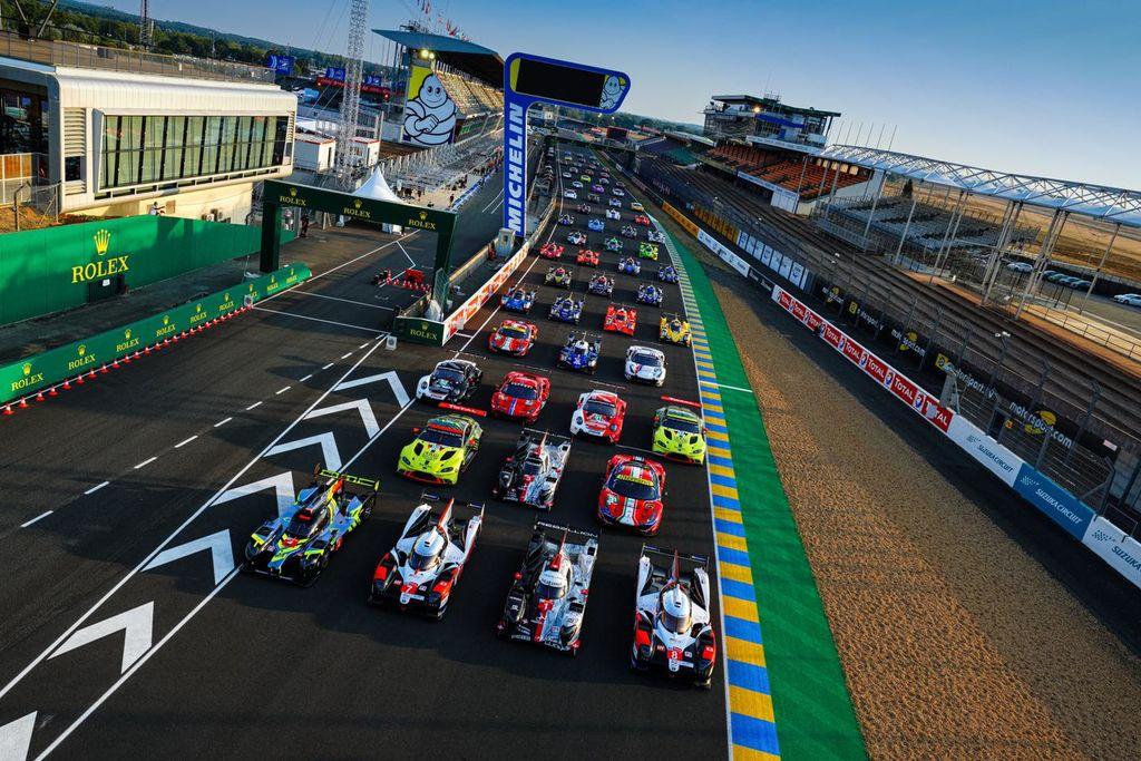 Avant-première des 24 heures du Mans : le spectacle continue !