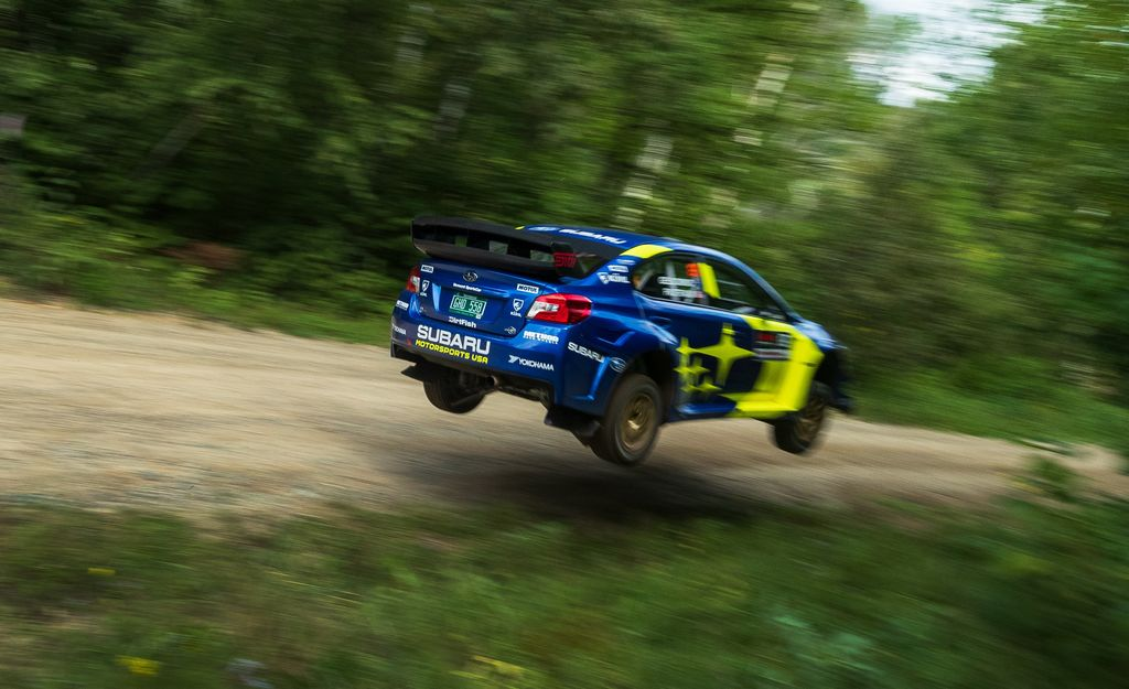 Motul Joins Subaru Motorsports USA With Double Podium at Ojibwe Forests Rally