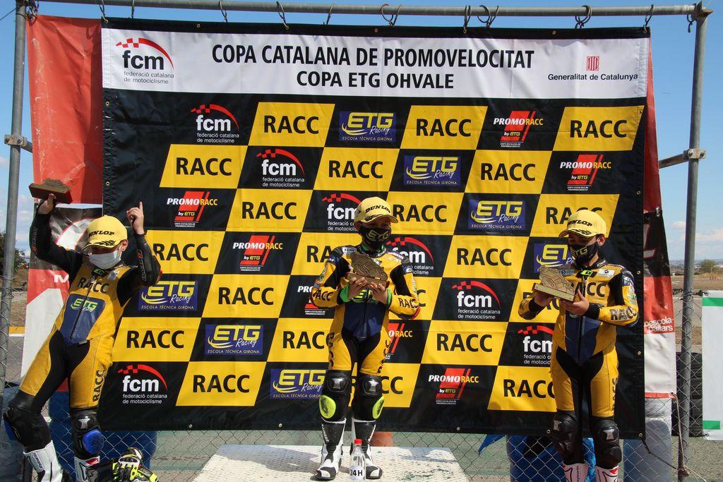 ETG RACING, formando grandes profesionales de la mano de futuros campeones del mundo