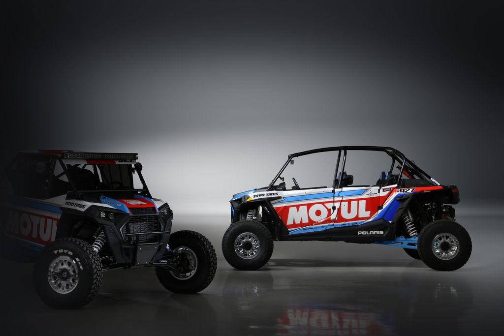 OTSFF/MOTUL's Adam Fitza to race UTV World Championship