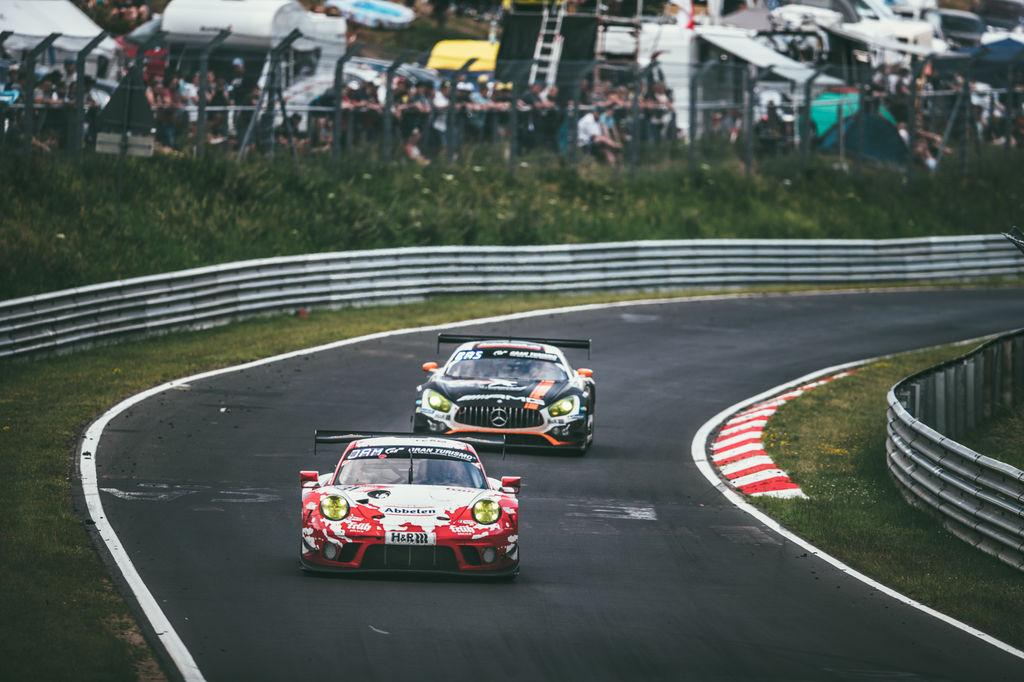 24h am Nürburgring als Rennen der Superlative