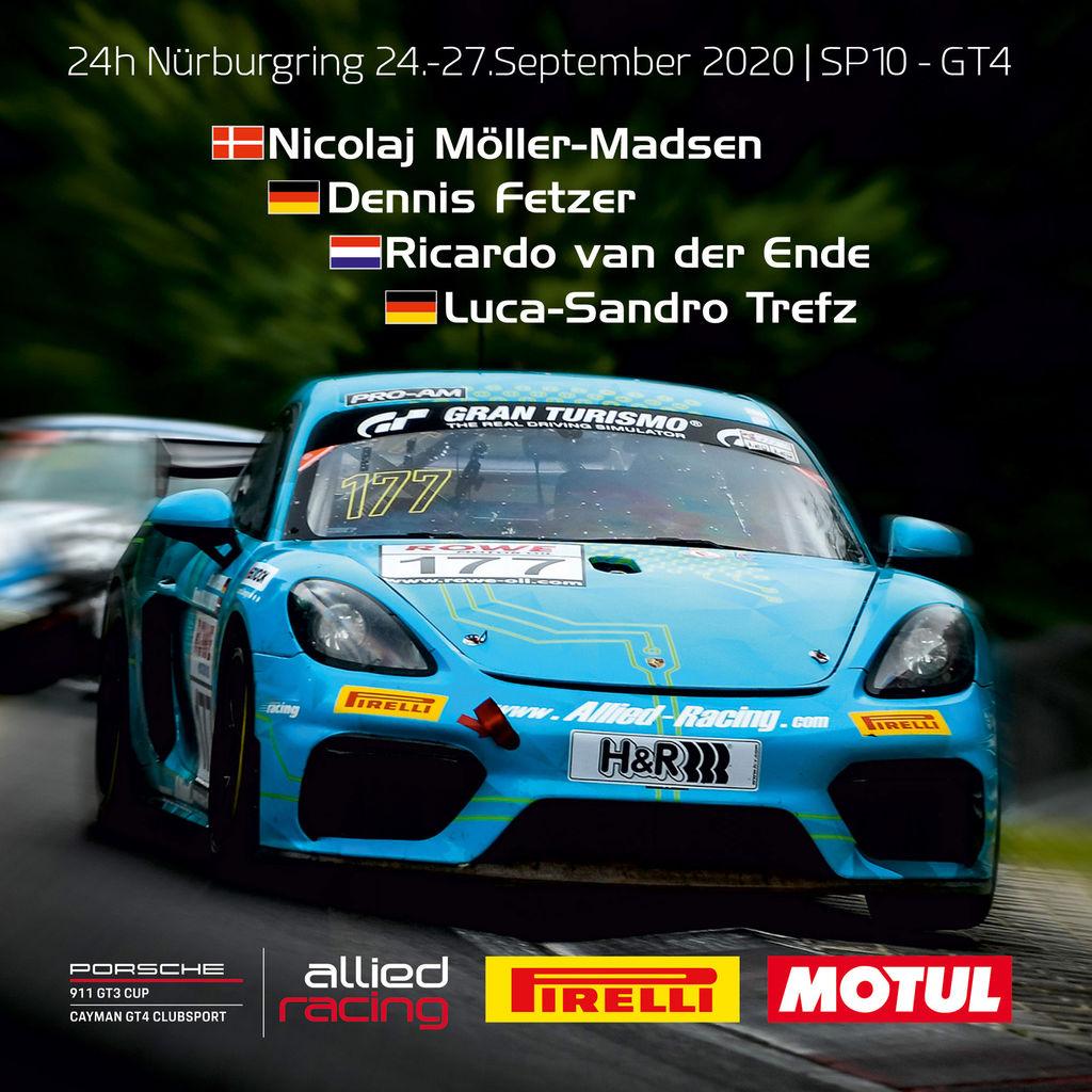 Premiere für Allied-Racing und Motul