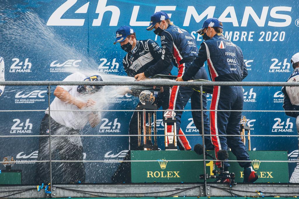 24 Stunden von Le Mans: ein Rennen mit Höhen und Tiefen!