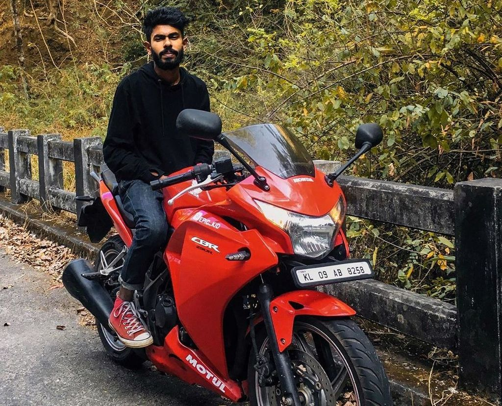 "The Indian bike adventurer: ""I go to the places few people know about"""