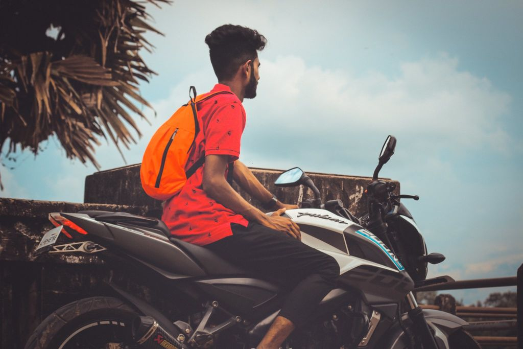 What motorbike do you have and where do you go with it?
