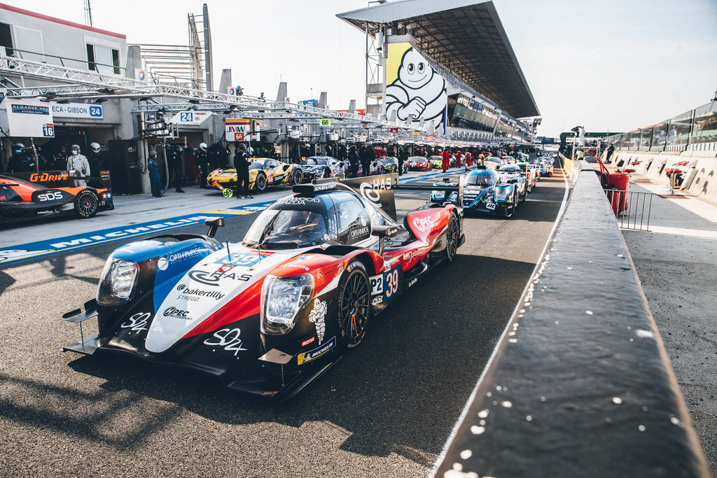 The 24 Hours of Le Mans in numbers
