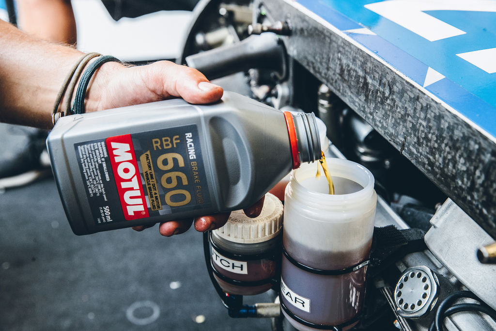 DragonSpeed is sponsored by Motul. How do its products help your racing?