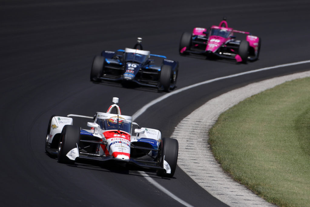 Your international career must keep you busy. DragonSpeed has an IndyCar team, too…