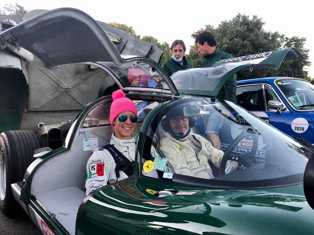 You've done La Carrera Panamericana, Tour Auto… what's next?
