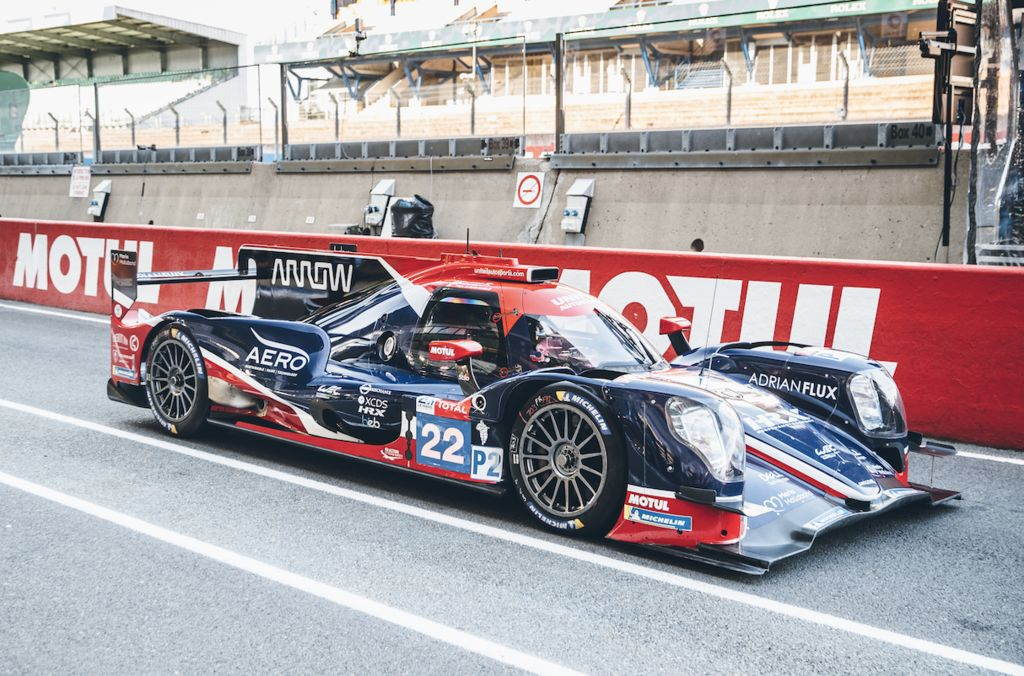 UNITED AUTOSPORTS CONQUERS THE 24 HOURS OF LE MANS WITH MOTUL!