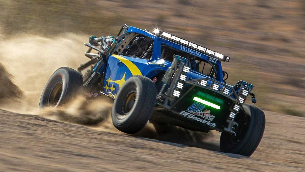 Crawford created the gnarliest Subaru Crosstrek imaginable!