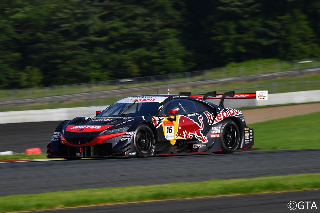 The new Mugen NSX-GT looks great. What changes have been made to it and can you tell us about the new livery?