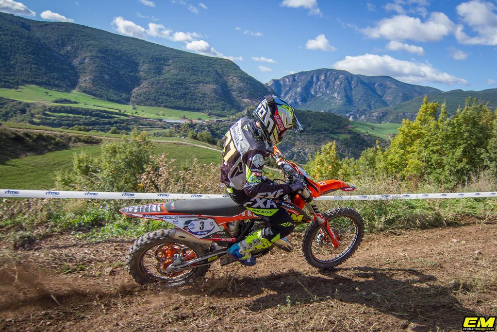 Aleix Saumell vuelve a la competición tras un largo parón