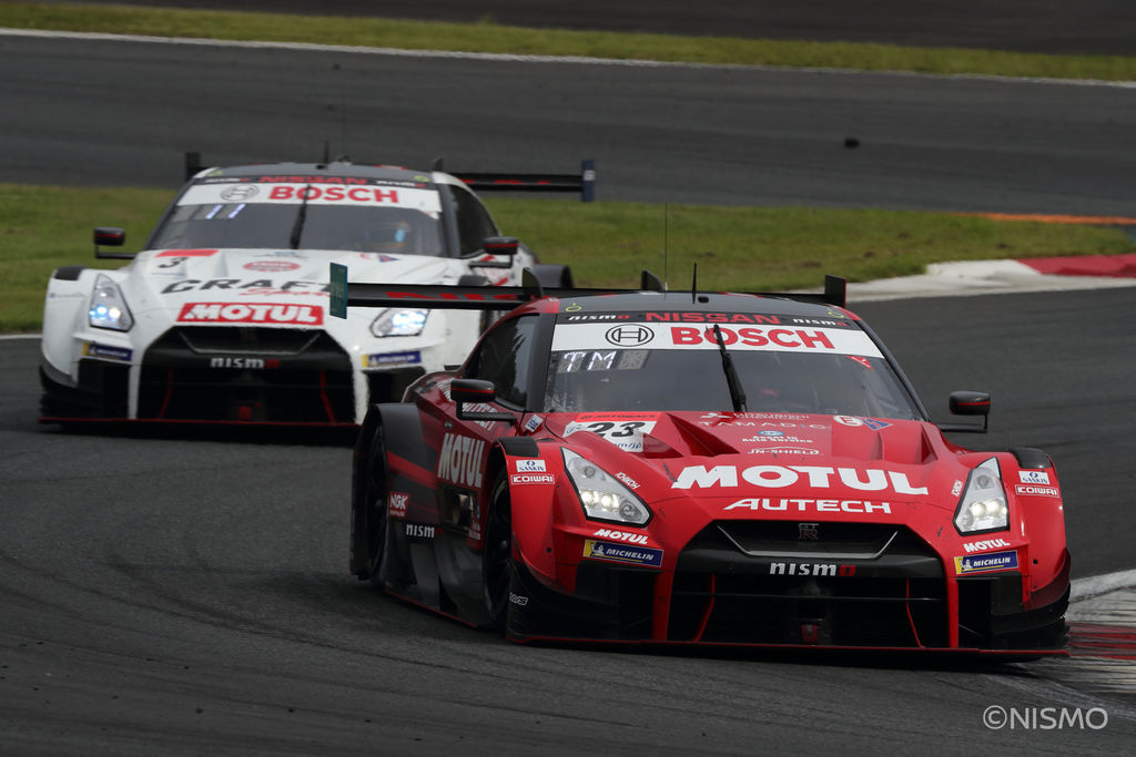 The 2020-spec GT-R NISMO GT500 is one of the best-looking cars on the grid. Is it as much of a beast to drive as it looks?