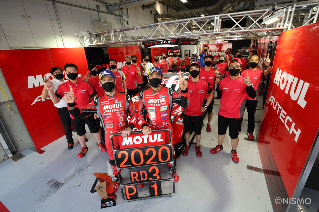 What difference does a partner like Motul make to your racing success?