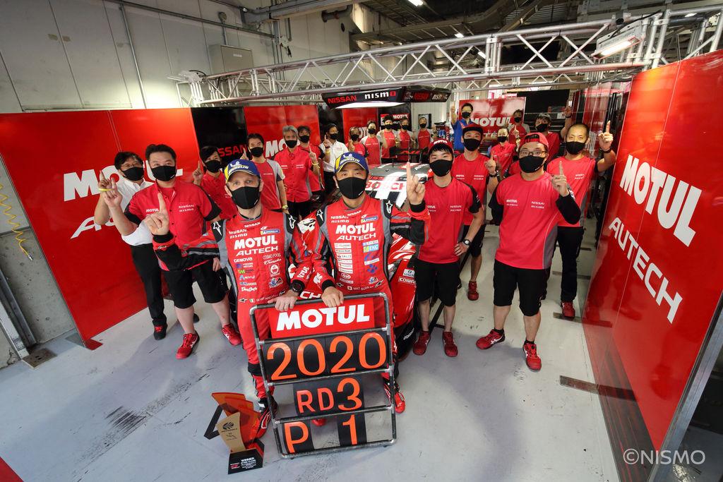 Motulがパートナーとなる事でレースでの成功にどの様な違いがありますか?