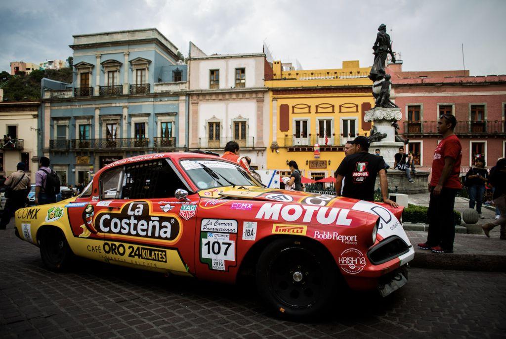 La Carrera Panamericana Celebra su aniversario 70 Junto a Motul