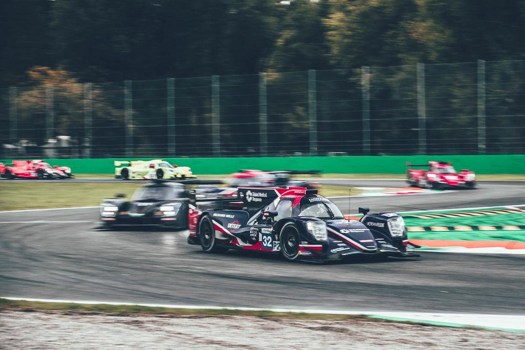 Al igual que en Le Mans, la victoria llegó al final. Lo mantuviste emocionante hasta los últimos veinte minutos más o menos. ¿Sabías que tenías una estrategia diferente a la de las otras tres máquinas LMP2?