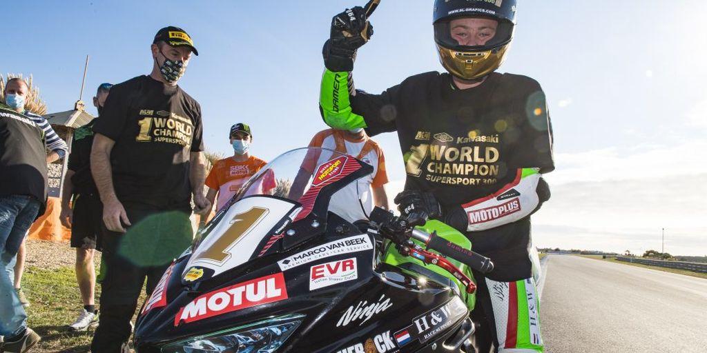 World Supersport 300 kampioenschap 2020