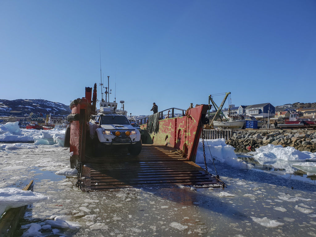 What is it about Arctic Trucks that means they're type-approved for Antarctica?