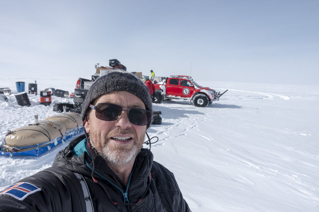 ARCTIC TRUCKS: THE ONLY CARS YOU'RE ALLOWED TO DRIVE IN ANTARCTICA