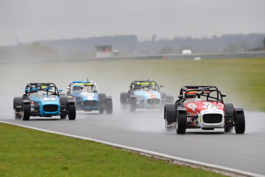 Lars Hoffman über seinen Weg in den britischen Motorsport