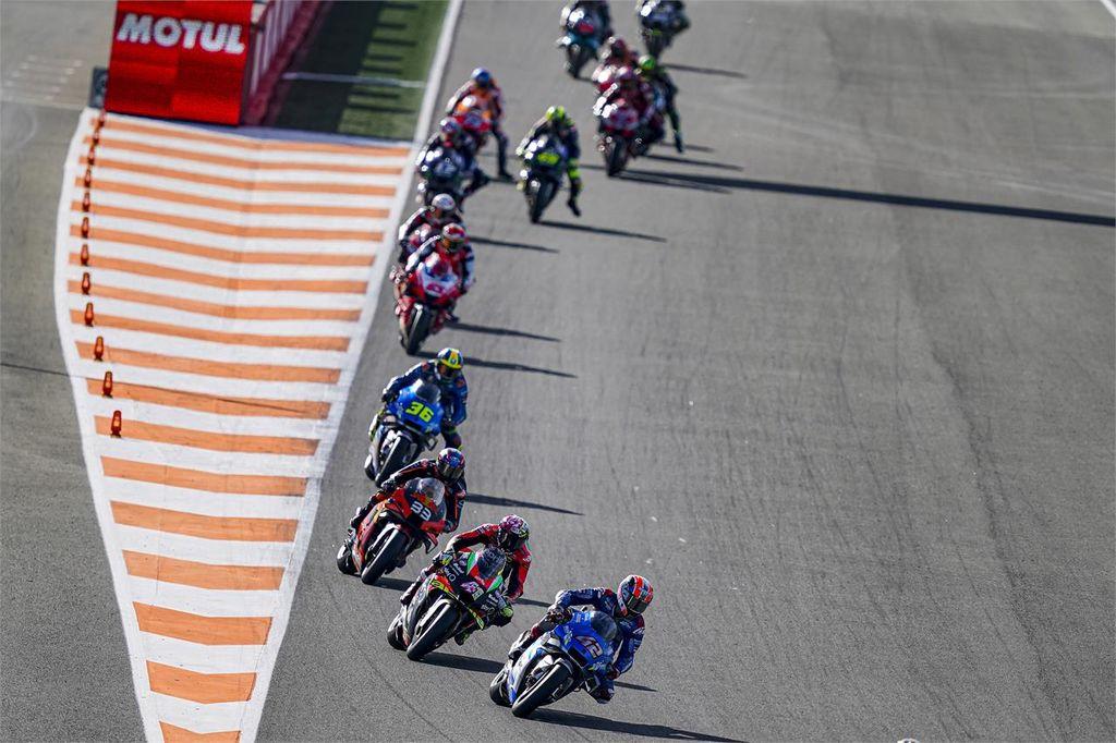 Suzuki y Motul son una asociación muy sólida, ya que han ganado tanto el Campeonato de Resistencia como el Campeonato de MotoGP. ¿Qué tan profunda es la asociación con Motul y qué tan significativa ha sido?