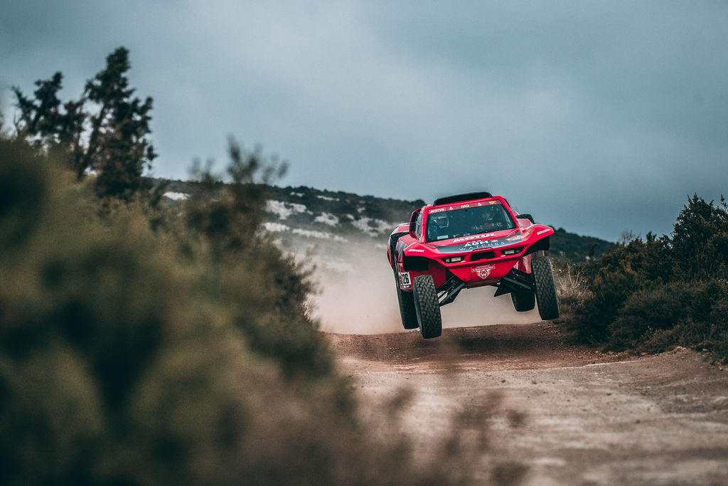 A new Dakar, a new challenger and a new machine. What's your goal for the upcoming Dakar?