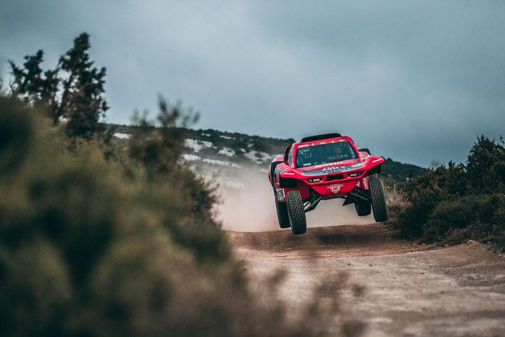 Un nouveau Dakar, un nouveau défi et un nouveau bolide. Quel est votre objectif pour le prochain Dakar ?