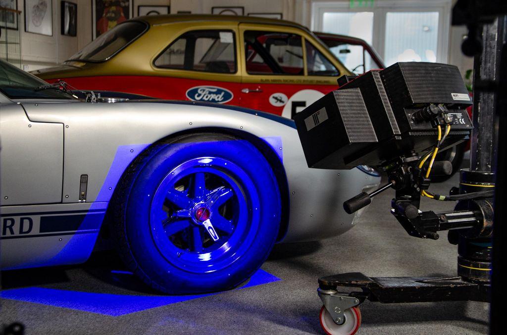 Comment reproduire les voitures avec autant de précision ?