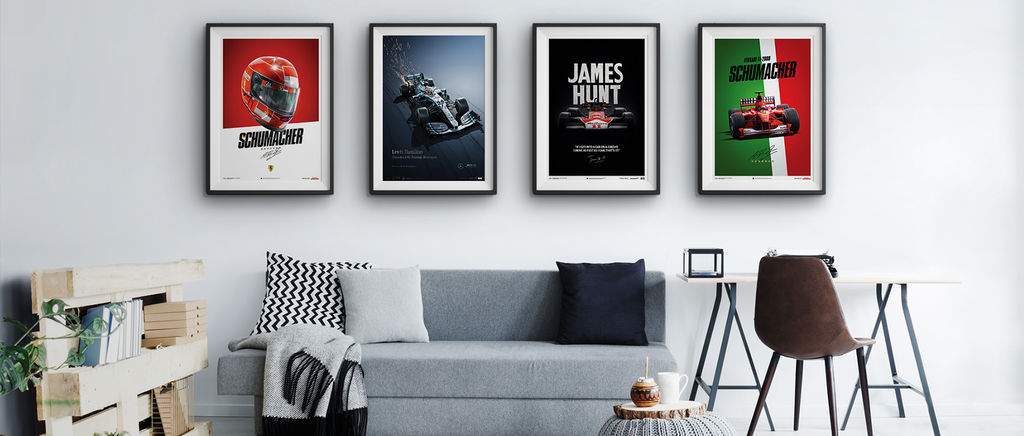 Automobilist is also well-known for its motorsport posters on Instagram