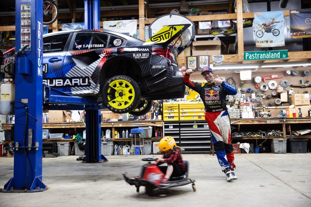 I'll be back! The return of Subaru