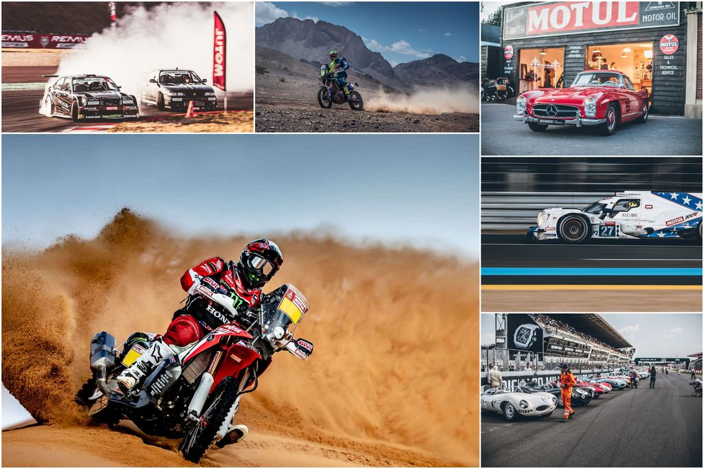Our six must-visit motorsport events of 2021