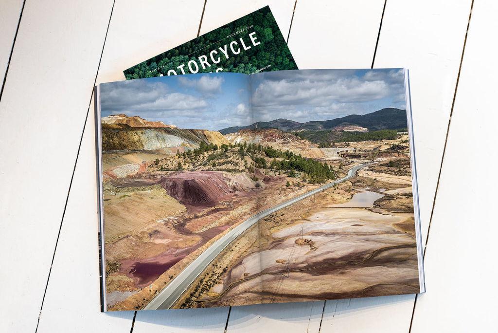 Расширяй горизонты с Motorcycle Diaries