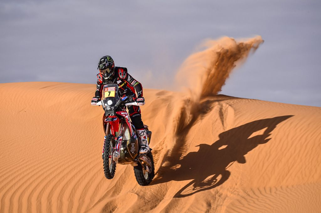 Die Rallye Dakar geht in die 43. Runde