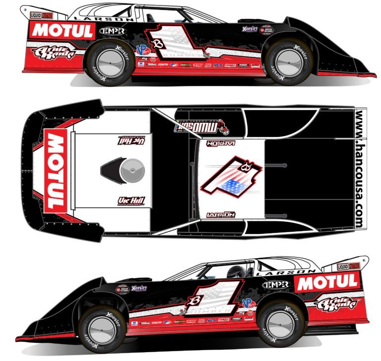 Motul Forms Technical Partnership with Brent Larson Motorsports
