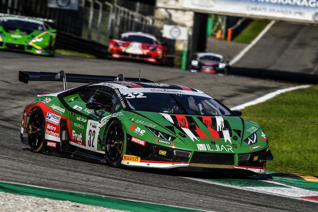 """Lamborghini Imperiale Racing: """"Se hai un buon lubrificante, puoi ottenere maggiore velocità"""""""