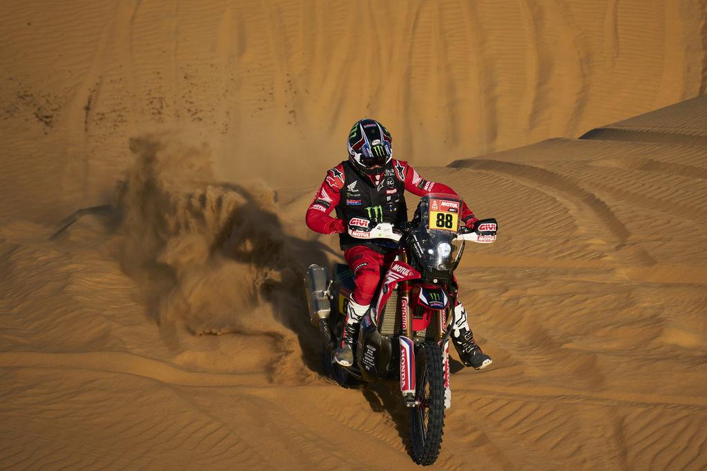 Motul mantiene su colaboración con el Dakar desde hace más de 30 años