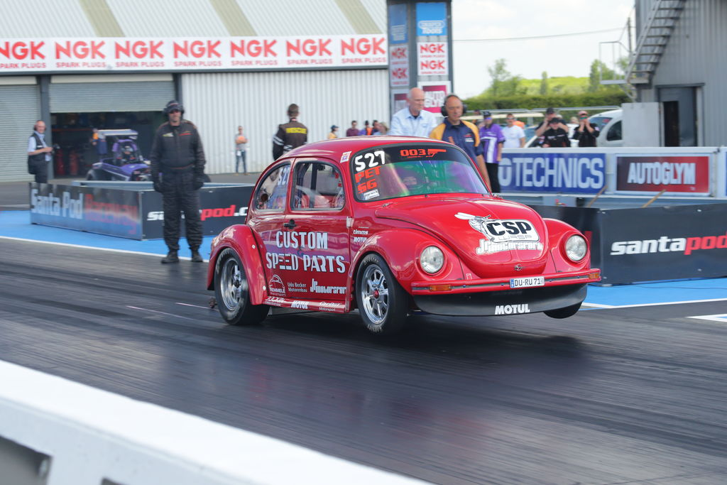 How did you get into drag racing?
