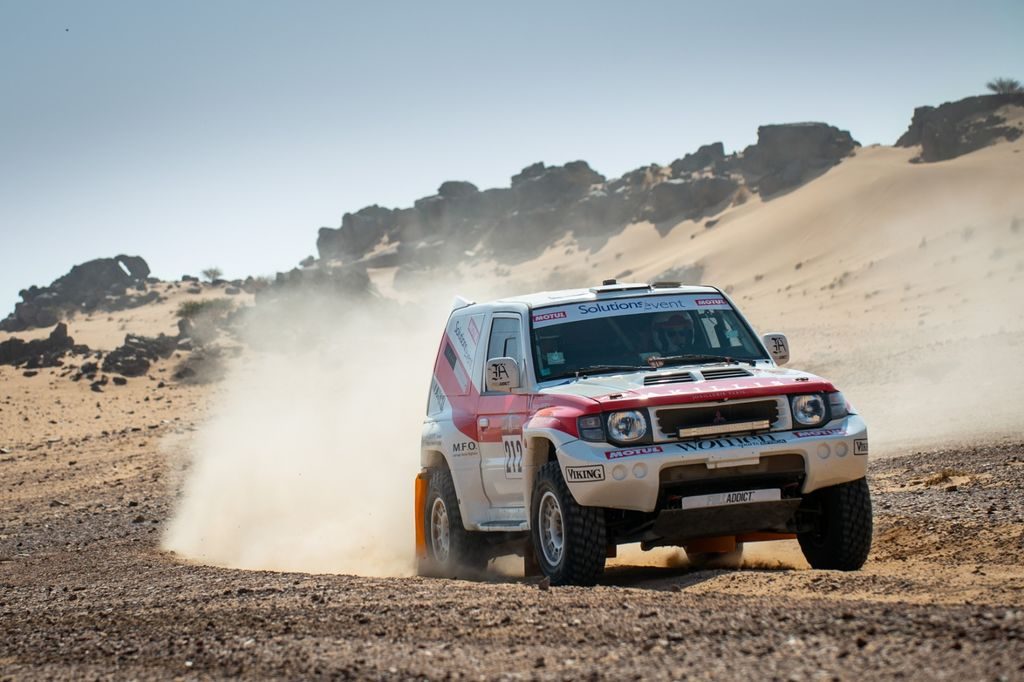 Dakar Classic