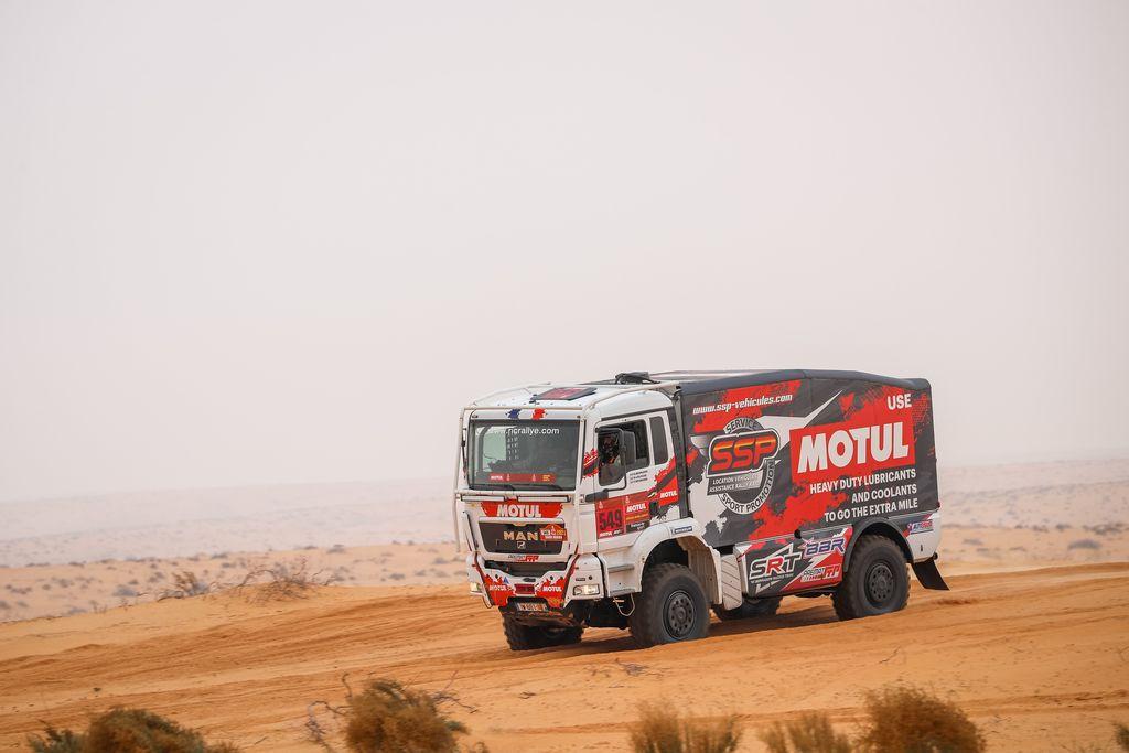 Rakamlarla Dakar Rally