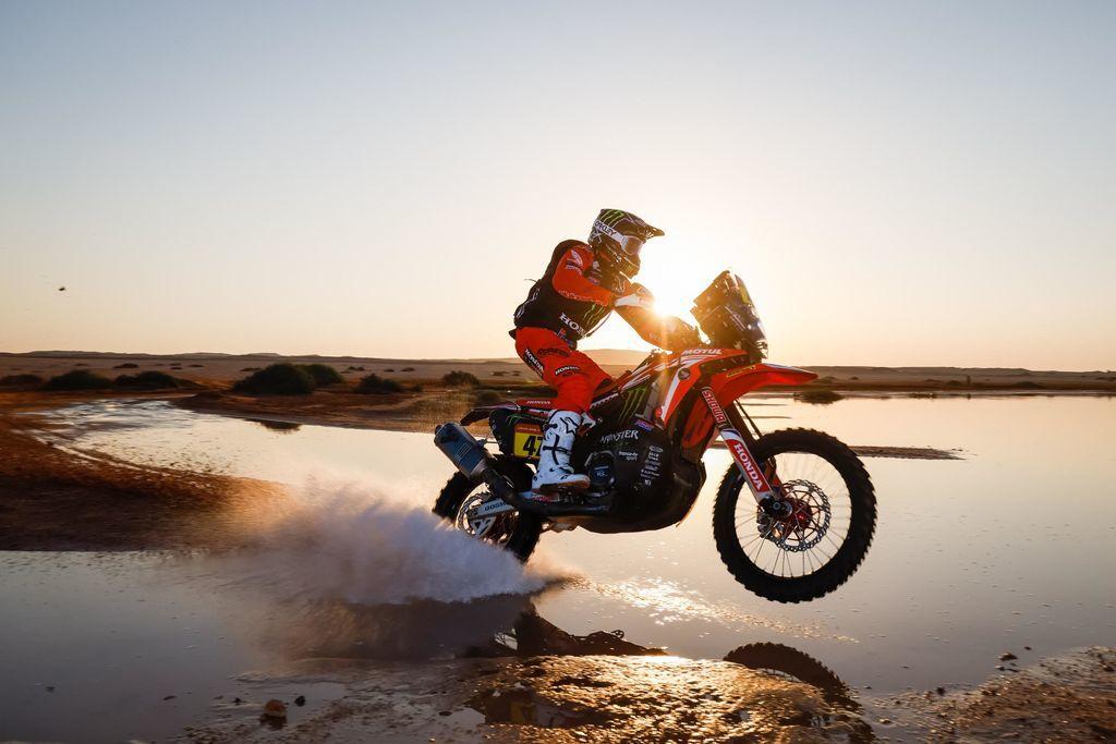 Триумф Motul и HRC на ралли «Дакар 2021»