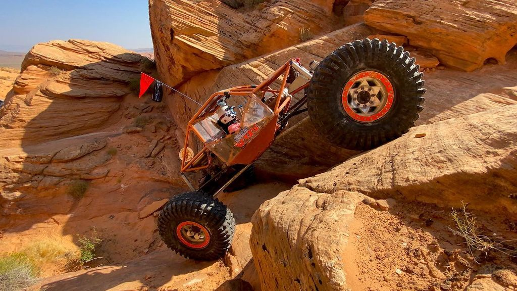 "Team Chaos Racing: ""Rock crawling is incredibly tough mechanically"""