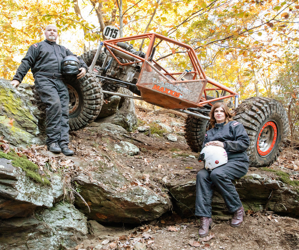 Is rock crawling your main job or a hobby?