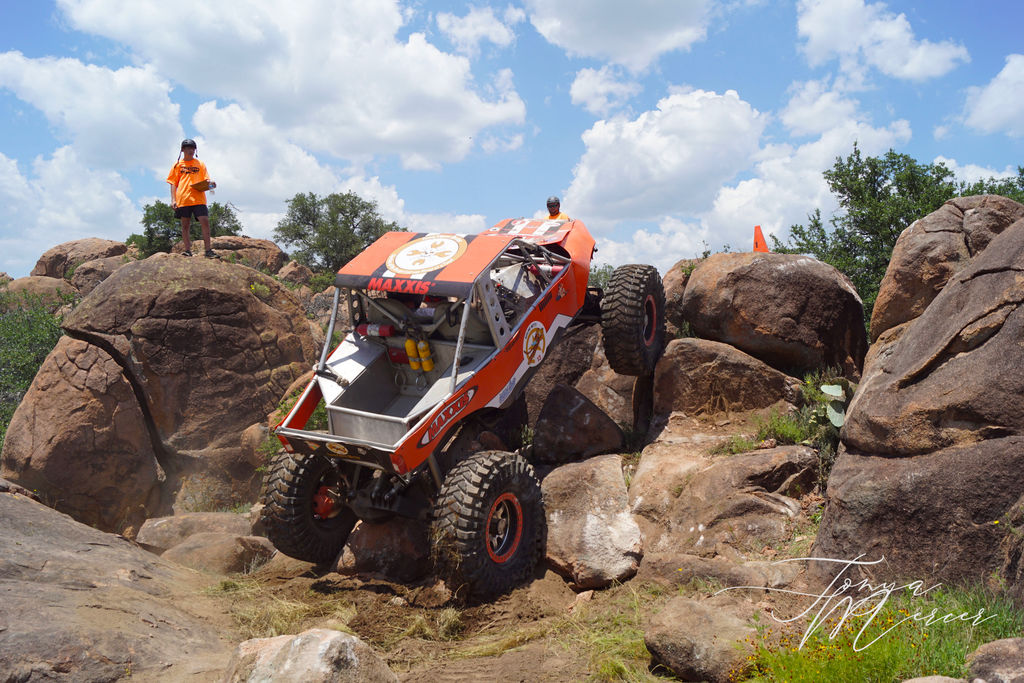 How did you get into rock crawling?