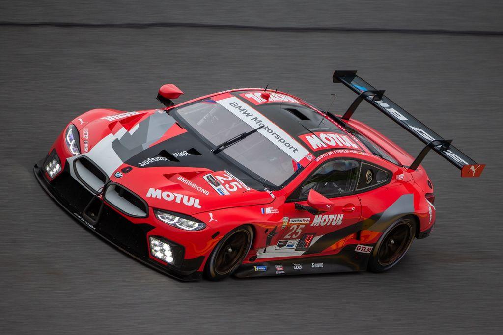 ВТОРОЙ ГОД BMW Motorsport и Motul стремятся к победе