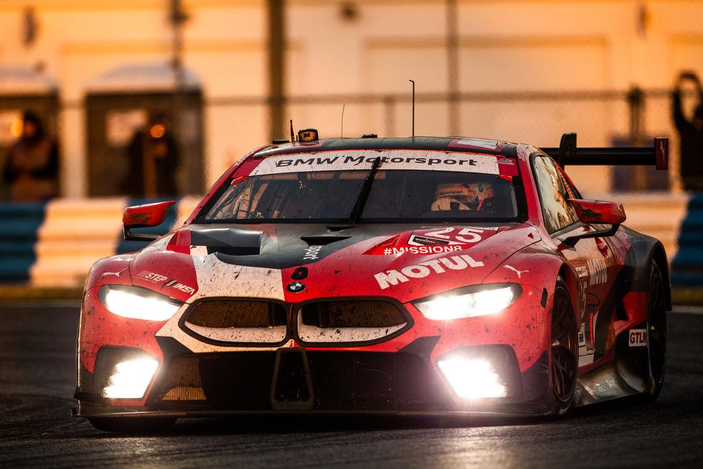 Bobby Rahal (Teamchef BMW Team RLL)