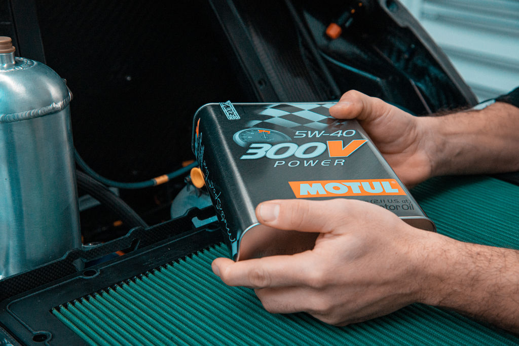 Glickenhaus ha stretto una partnership tecnica con lubrificanti Motul. Avete già utilizzato i prodotti Motul?