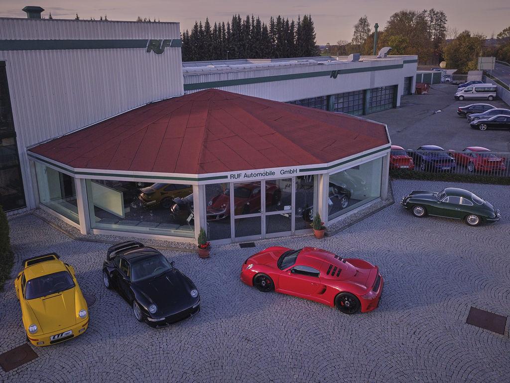 RUF Automobile Hakkında