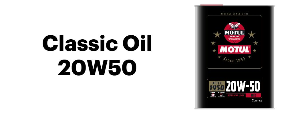 Motul Launches Improved Engine Oils For Your Classic Car